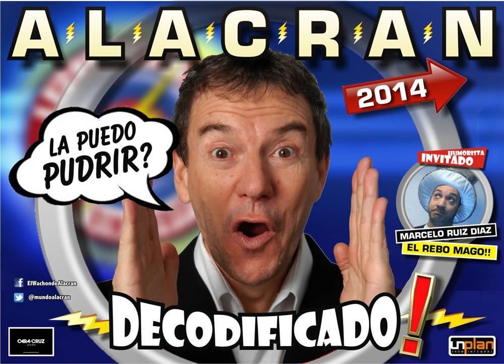 ALACRAN DECODIFICADO 2014