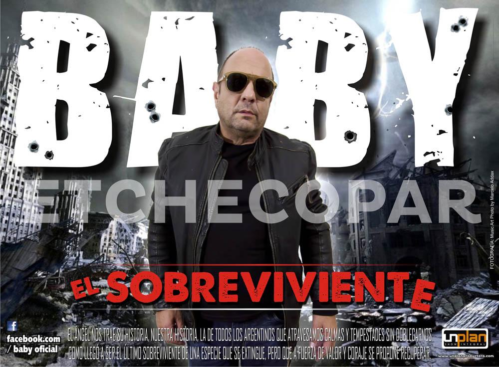 BABY EL SOBREVIVIENTE 2014