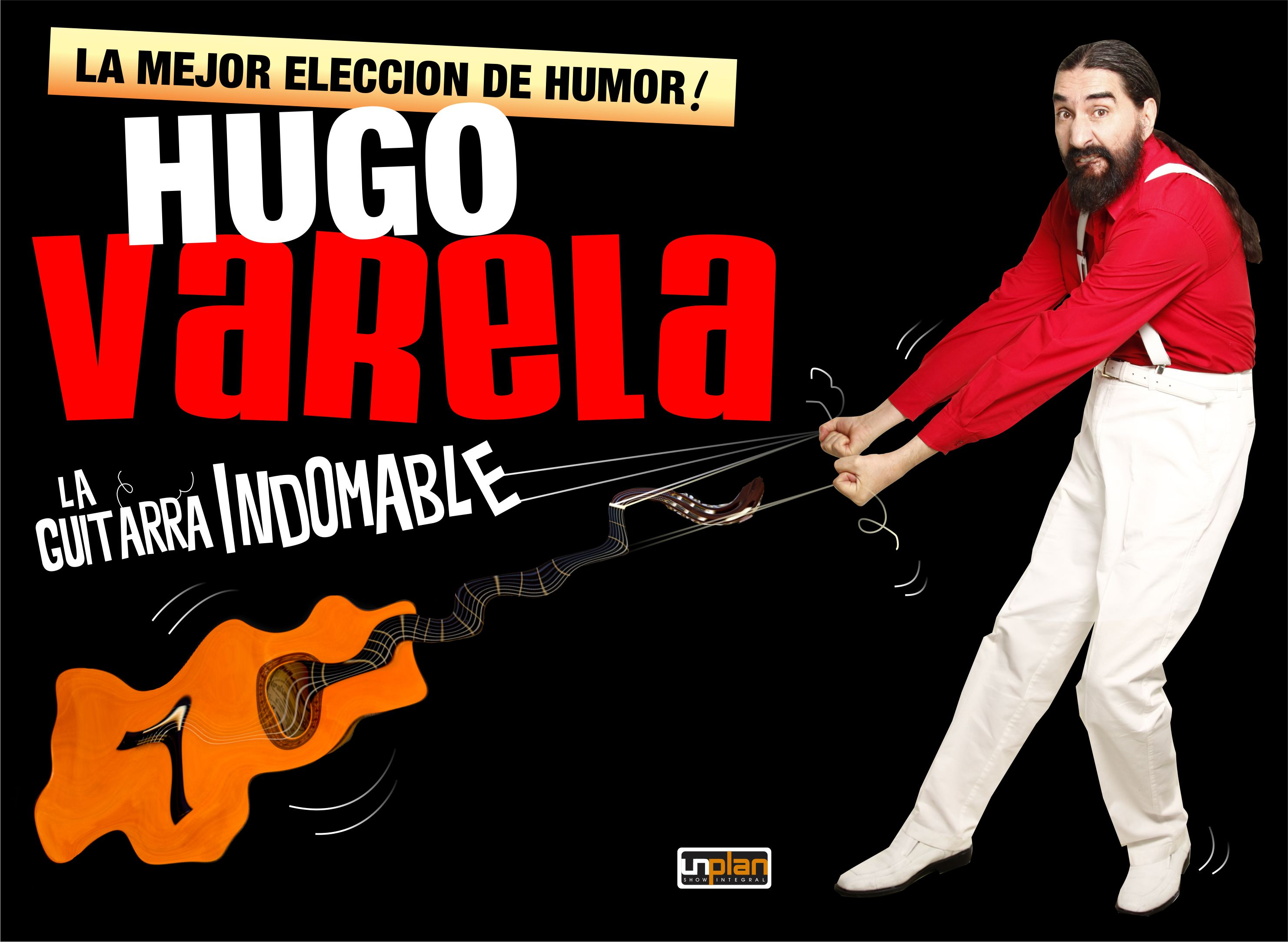 GRAFICA HUGO VARELA LA GUITARRA INDOMABLE