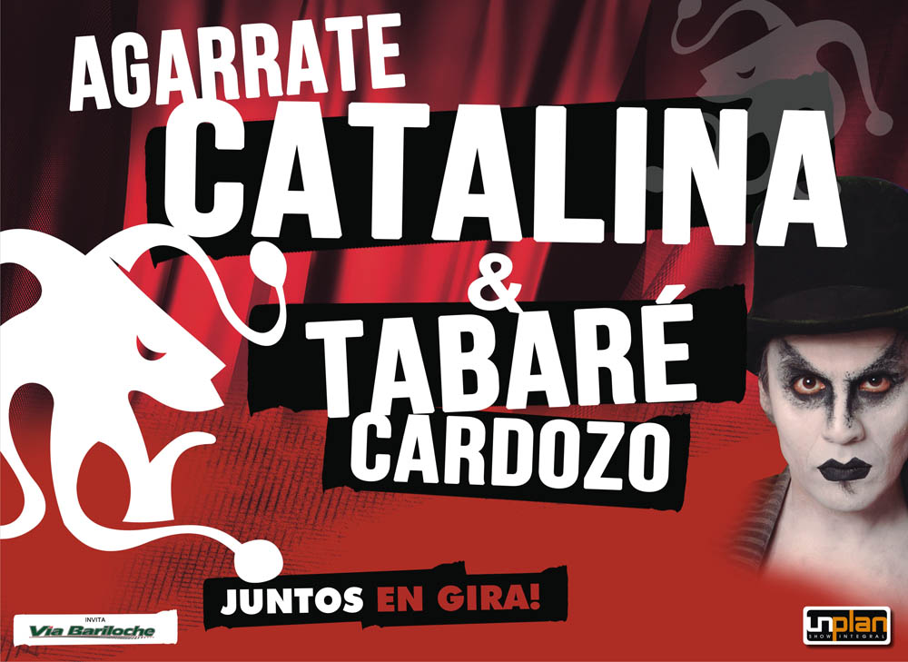 GRAFICA LA CATALINA TABARE GIRA 2014
