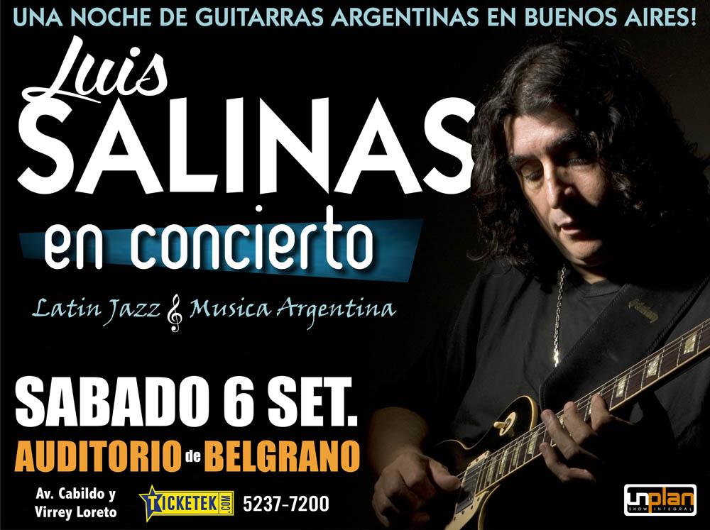 LUIS SALINAS 2014 SALINAS