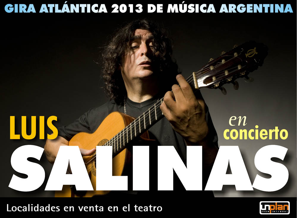 LUIS SALINAS TEMPORADA 2013