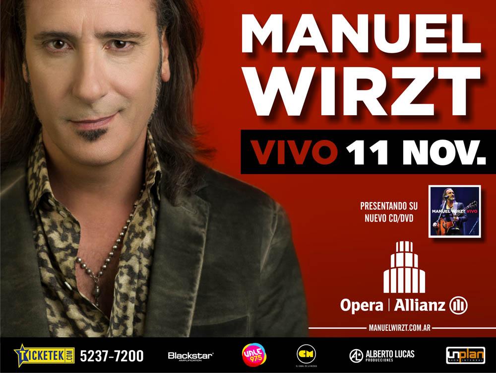 MANUEL WIRZT OPERA 2014