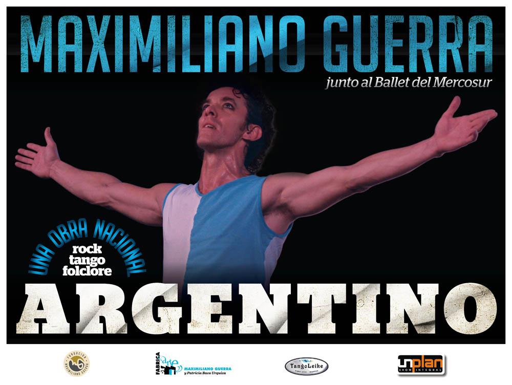 MAXIMILIANO GUERRA ARGENTINO 2013