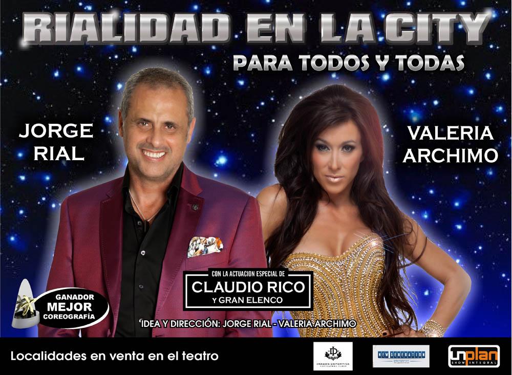 RIALIDAD EN LA CITY 2013